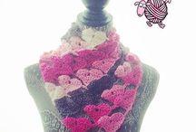 haken - sjaals