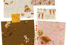 Textiles that make my heart flutter