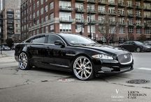 "Jaguar XJL l Vellano VTV 24"" Standard  / check out this stunning Jaguar XJL sitting on a set of 24"" Vellano VTV standard.  let us know what you guys think?"
