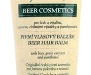 BEER COSMETICS / Gift for her BEER COSMETIC spa gift natural cosmetics mask womens Hair Mask balm lady face mask face cream BEER shower gel natural soap