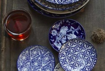 Pottery tableware