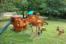 Dream Harbor Swing System