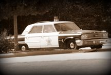 Times / Square cop cars, ditto paper and laser discs!  / by Dick Whitman