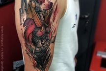 Tattos Diversas