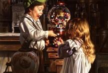 Artist-Bob Byerly & Other Artists / by Donna Grodis