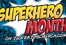 kid superheroes