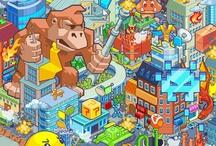 eboy pixel art