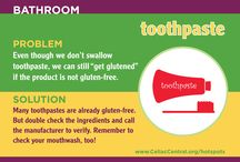 Stay Safe--Tips and Tricks to Not Get Glutened