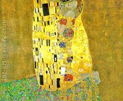 Gustav Klimt Paintings / Gustav Klimt Paintings and Art Replicas