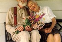Old couples