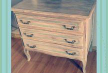 Récup et créations meubles / DIY
