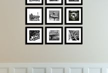 Framing and displaying art