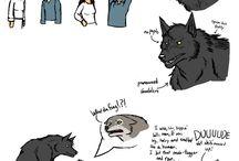#wolf memes