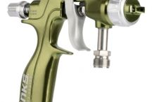 Spray Guns : Schweitzer & Crosson Inc / For nearly 50 years, Schweitzer & Crosson Inc has been recognized as a premier provider of industrial finishing equipment, supplies and services.