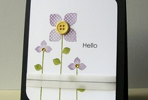 Card making / by Han