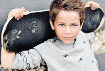 Hårfrisyrer gutt / Guttesveiser