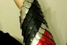 Scalemail / Scalemail (scale mail) craft