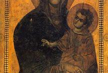 Mária ábrázolások