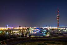 Sternschnuppennacht 13.08.2015 / Ein nächtlicher Ausflug im Bann der Perseiden in Münchens Olympiapark