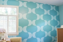 diy paint and stencils