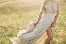 Bohemian beauty / Bohemian fashion & photography
