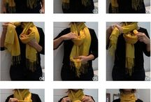 foulard vetements