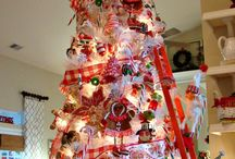 Decorating for Christmas