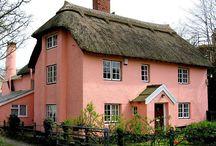 Wild Strawberry Cottage / by Trina Sparkle