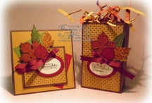 thanksgiving/fall crafts / by Becky Tuttle