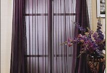 Curtains / by Maybelle Sickler