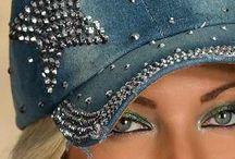 Gorras Mujer Decoradas