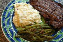 Side dishes from #TexasTableTop / Mouth-watering side dishes and snacks from our Farm Bureau family to yours. Find more at http://tabletop.texasfarmbureau.org #Recipes #Texas / by Texas Farm Bureau