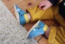 Nos chaussons imprimés