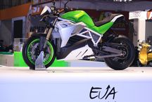 ENERGICA EVA / The electric streetfighter from Energica Motor Company