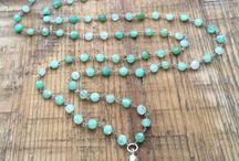 St Patrick's Day / Green jewelry