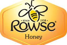 Logo Inspiration / Examples of logos for inspiration towards Mother Nature Honey's brand development
