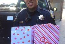 {we love first responders}
