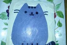 Chavela's pusheen birthday ideas