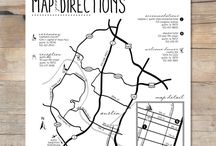 map directions design