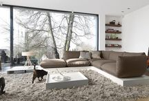Sofa Style / The sofa as the focal point of your room