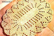 Crochet Rugs / by Siiri Sisas