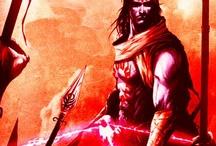 The Melhuan Shiva / by Deepika