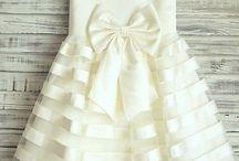 vestidos de niñitas
