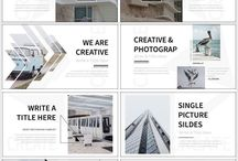 Creative // Template Inspiration