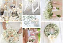 Rustic-romantic wedding