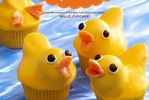 Cute Cupcakes / by Nadine Cruz