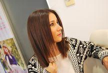 Alisado y Taninoplastia / Trabajo de Alisado Japonés con Taninoplastia para hidratar y nutrir el cabello. Tratamiento único y personalizado con unos resultados espectaculares.