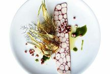 Food as Art / Incredible plating - all about the visual. No recipes here.