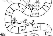 Atividades Matemática 1º e 2º ano