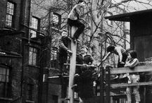 """The UP Series / Stills & subjects from the monumental documentary series that began with """"Seven UP"""" in 1964."""